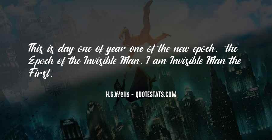 I Am Invisible Quotes #1458352