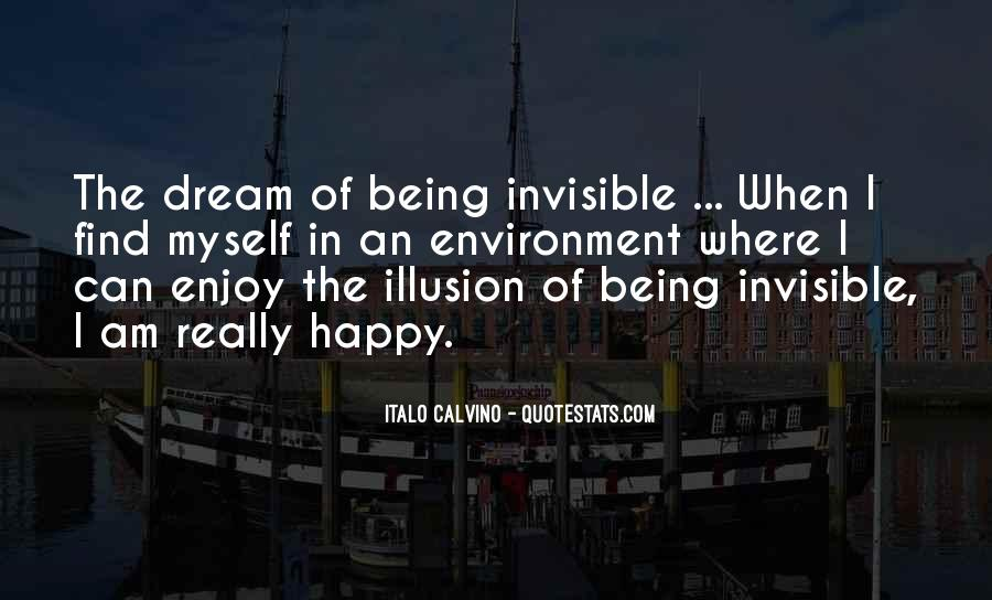 I Am Invisible Quotes #1761866