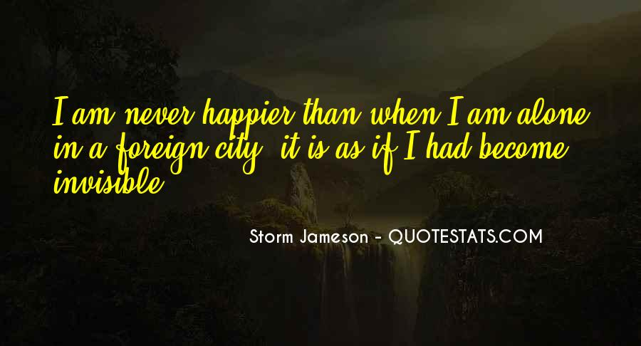 I Am Invisible Quotes #37965