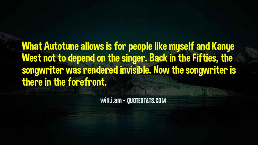 I Am Invisible Quotes #591469