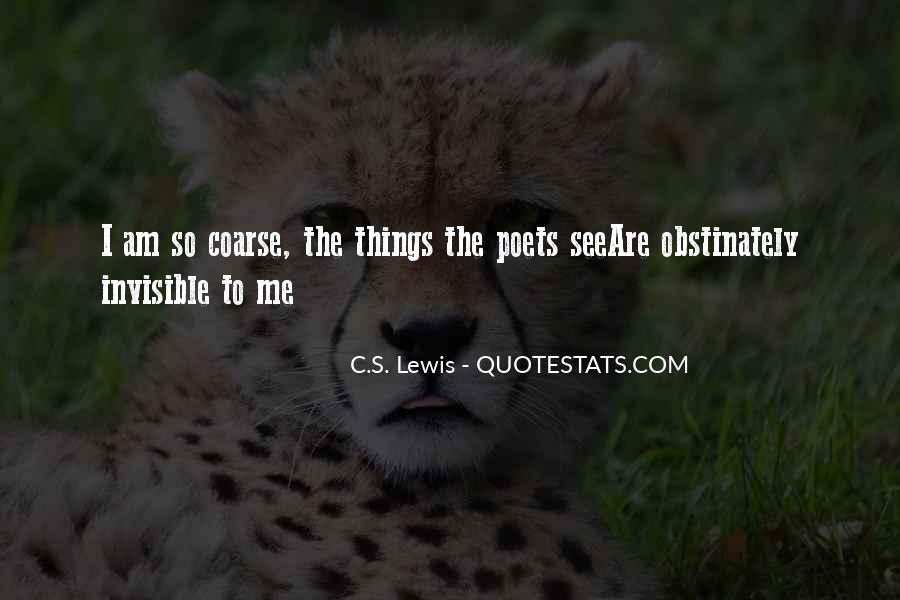 I Am Invisible Quotes #635394