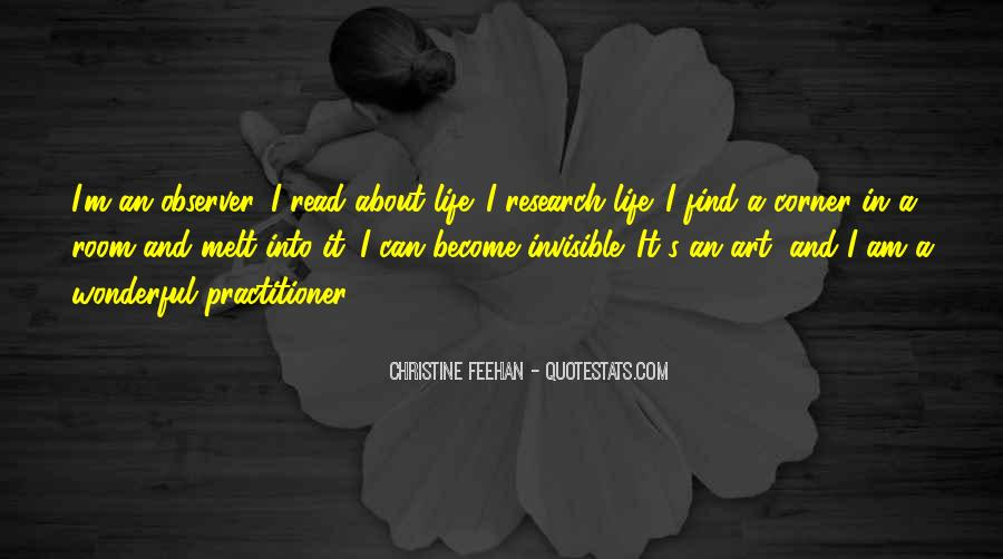 I Am Invisible Quotes #795435