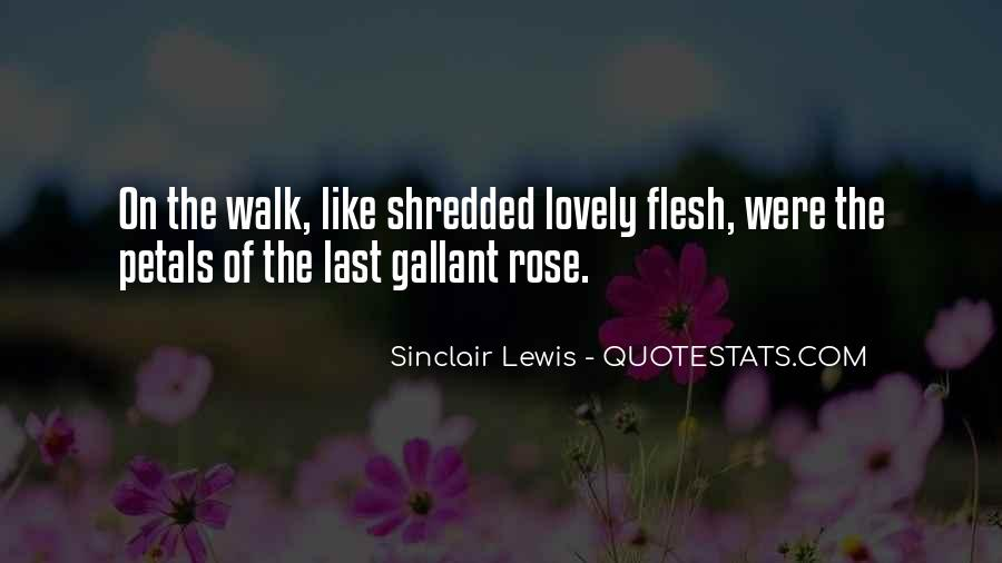 Top 58 I Am Like A Rose Quotes: Famous Quotes & Sayings