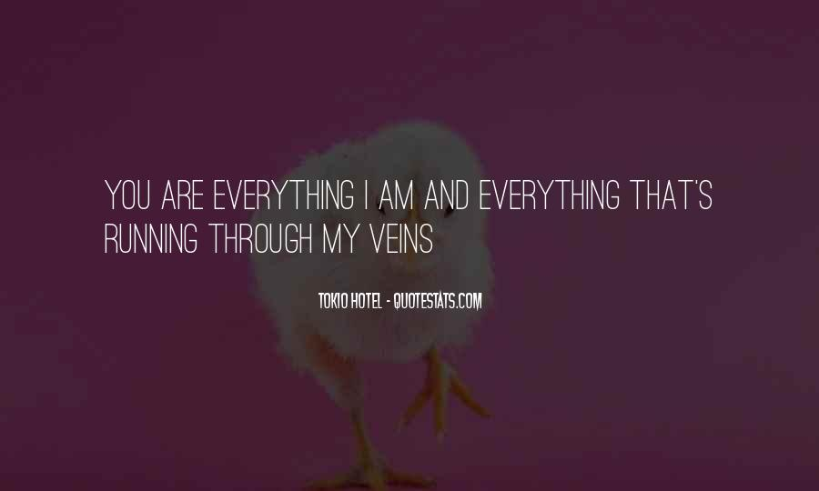 I Am Love You Quotes #130746