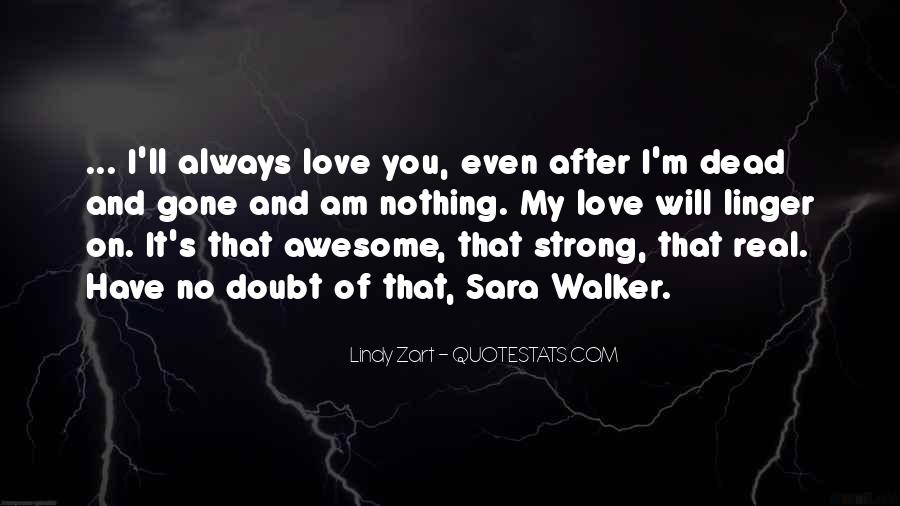 I Am Love You Quotes #77892