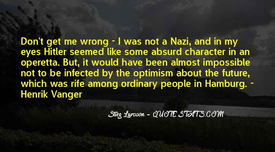 I Am No Ordinary Girl Quotes #1235644