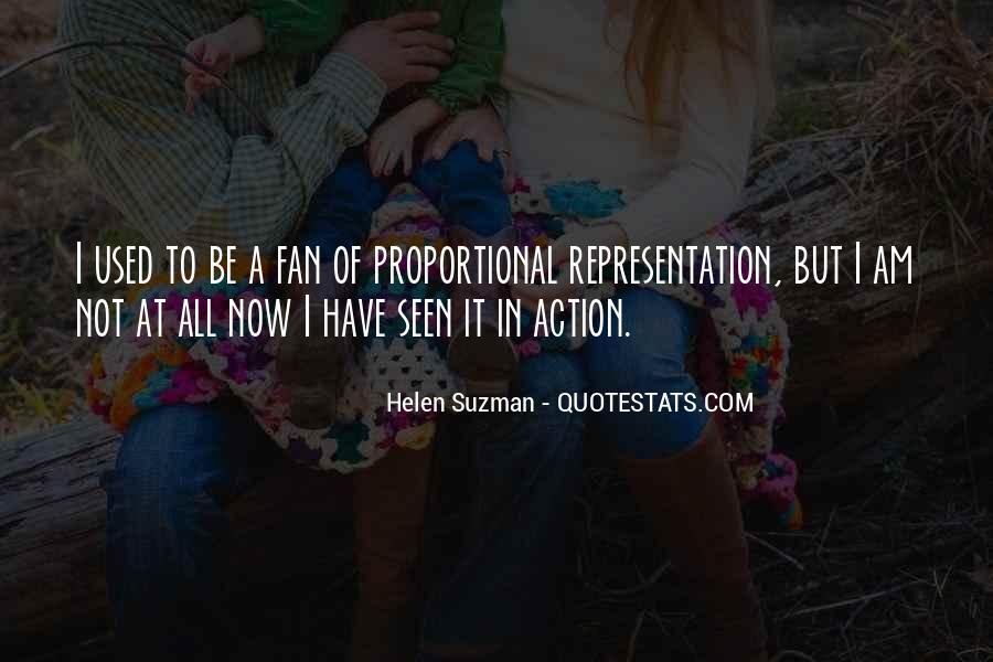 I Am Not A Fan Quotes #1135209