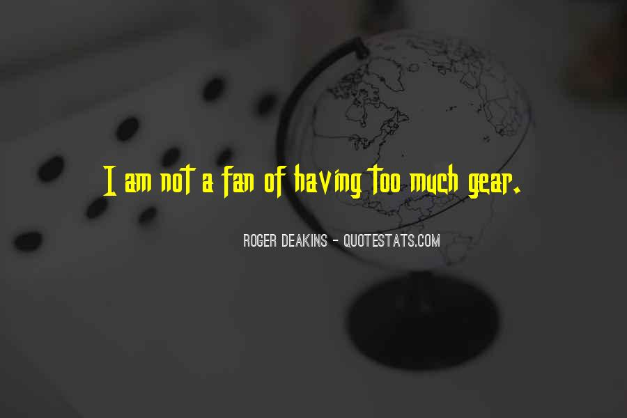 I Am Not A Fan Quotes #1828232