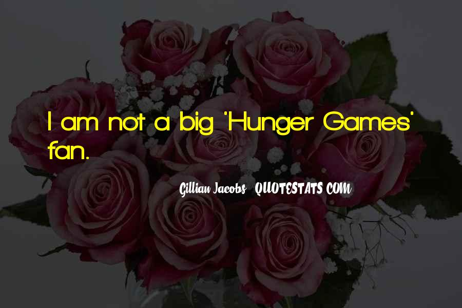 I Am Not A Fan Quotes #715924