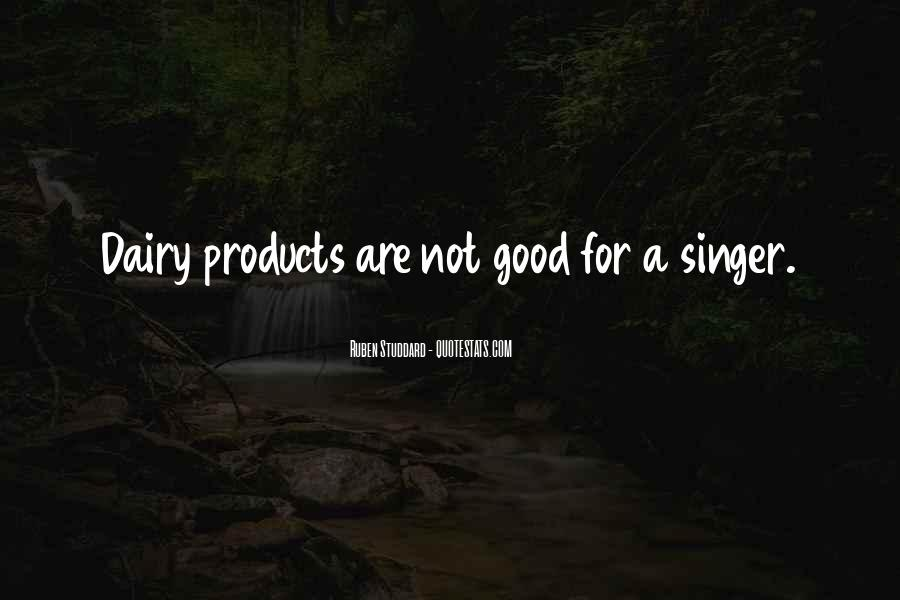 I Am Not A Good Singer Quotes #514954