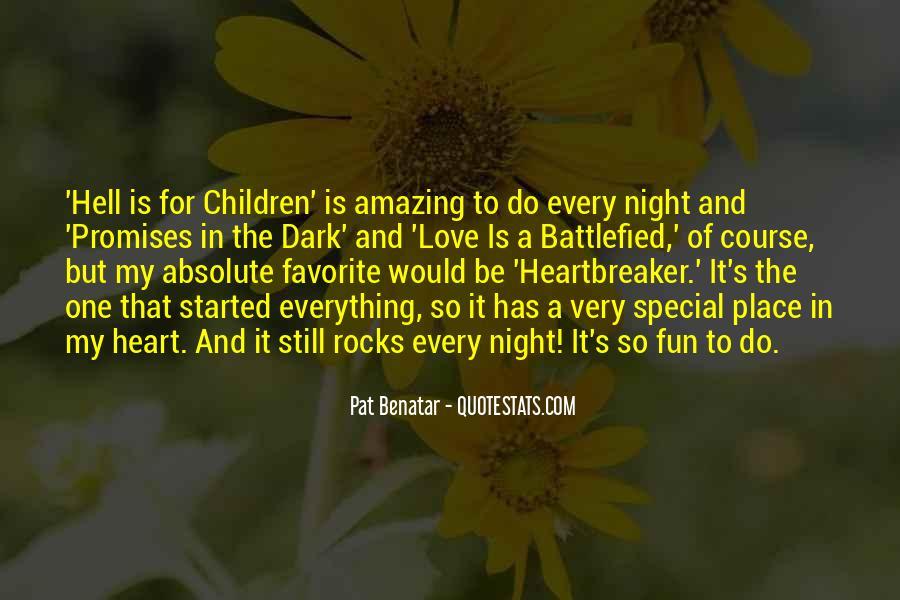 I Am Not A Heartbreaker Quotes #1124073