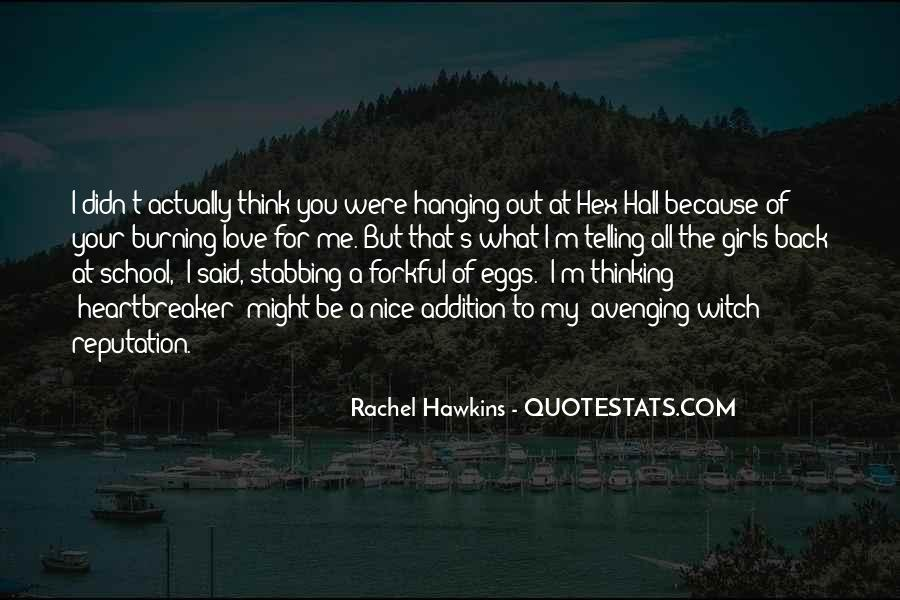 I Am Not A Heartbreaker Quotes #1323978