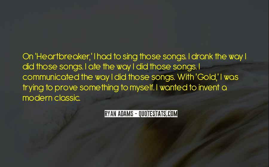 I Am Not A Heartbreaker Quotes #789671