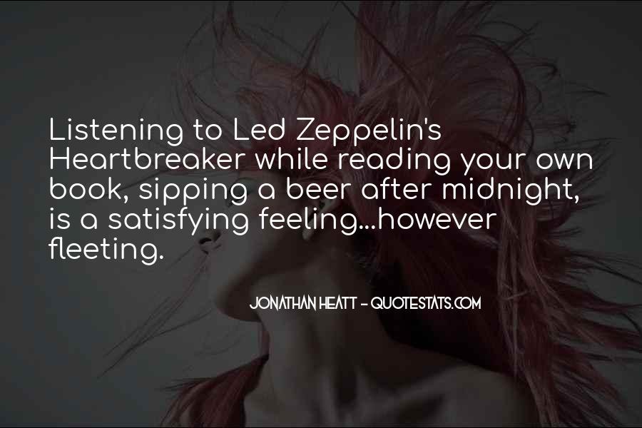 I Am Not A Heartbreaker Quotes #843728