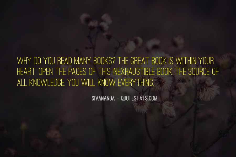 I Am Not A Open Book Quotes #159580