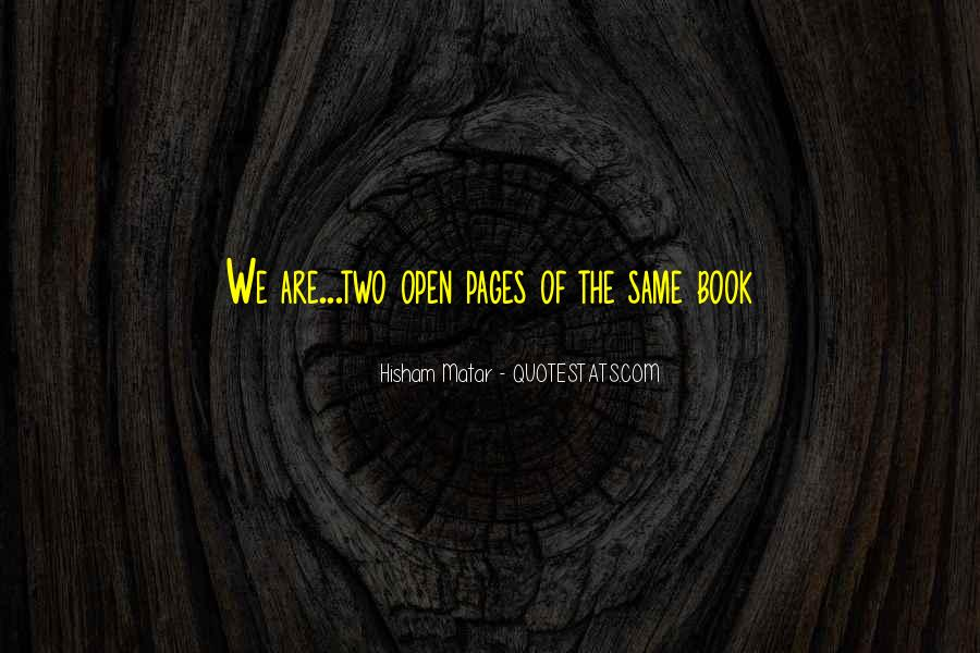 I Am Not A Open Book Quotes #166040
