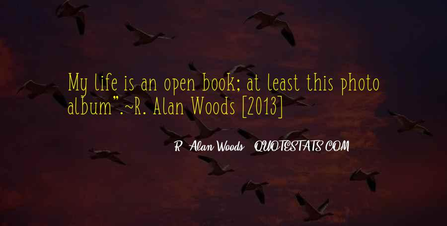 I Am Not A Open Book Quotes #166192