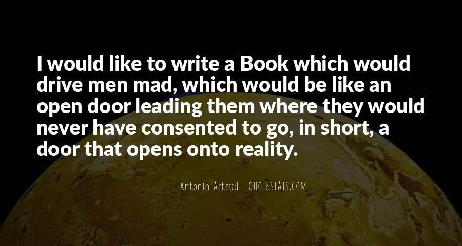 I Am Not A Open Book Quotes #181903