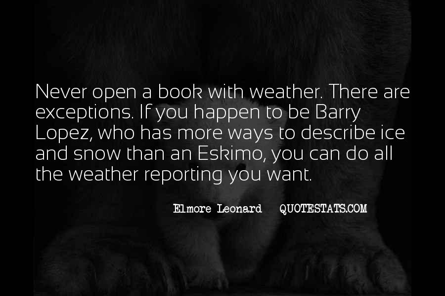 I Am Not A Open Book Quotes #58687