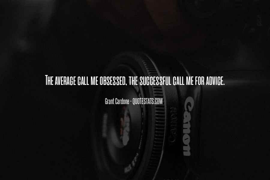 I Am Not Average Quotes #11566