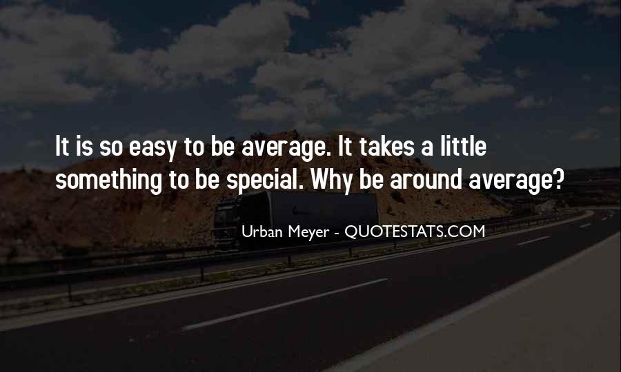 I Am Not Average Quotes #22252