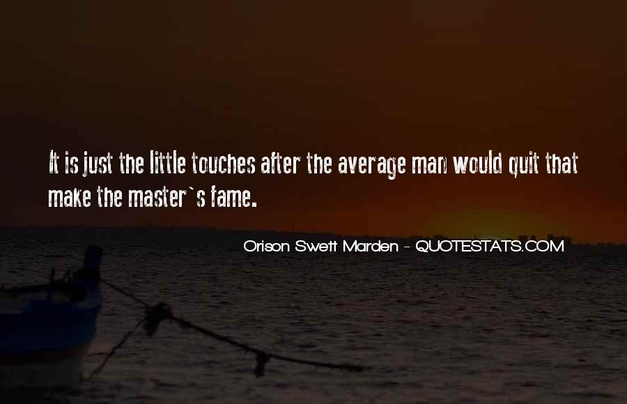 I Am Not Average Quotes #26764