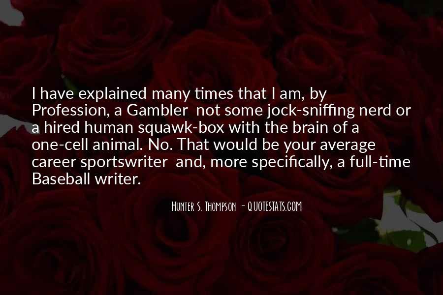 I Am Not Average Quotes #635478