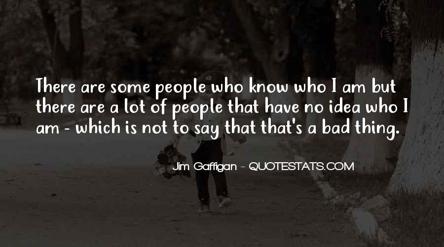 I Am Not Bad Quotes #30045
