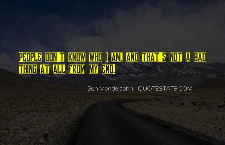 I Am Not Bad Quotes #480766