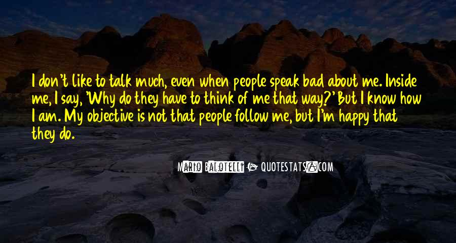 I Am Not Bad Quotes #745848