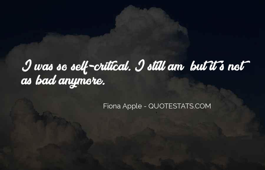 I Am Not Bad Quotes #75587