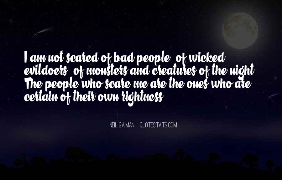 I Am Not Bad Quotes #801635