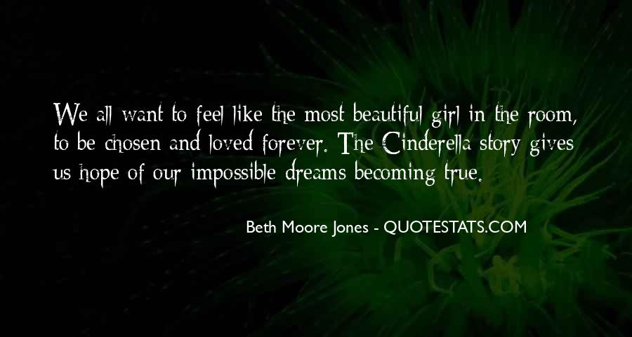 I Am Not Beautiful Girl Quotes #115889