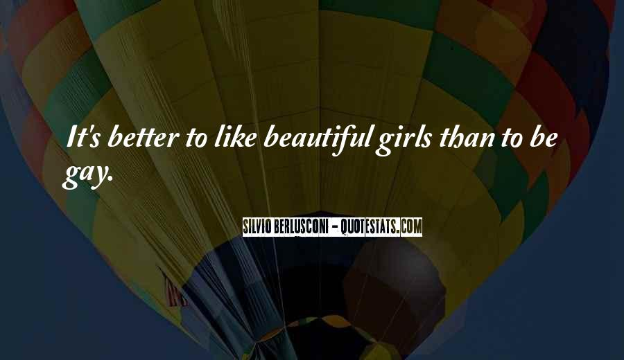 I Am Not Beautiful Girl Quotes #1865249
