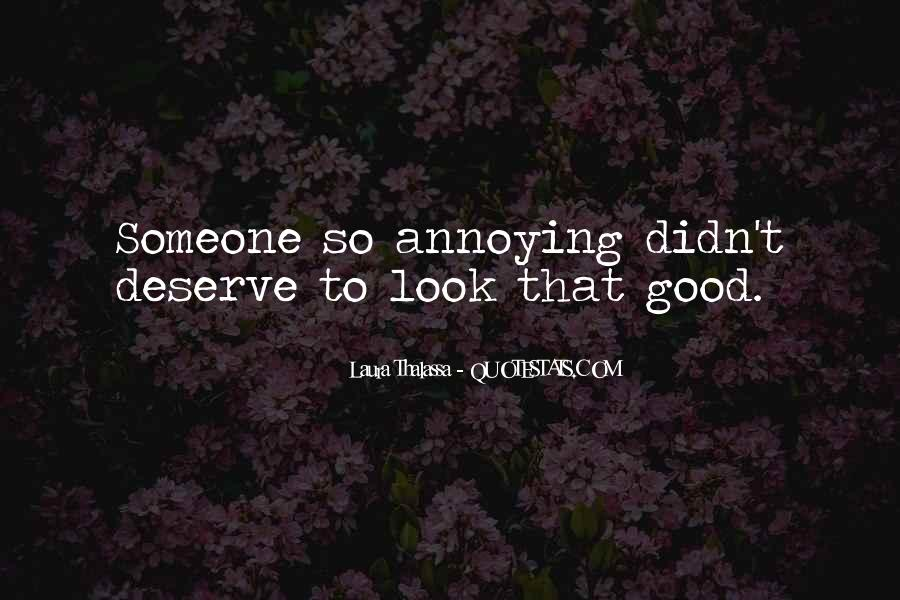 I Am Not Deserve You Quotes #24469
