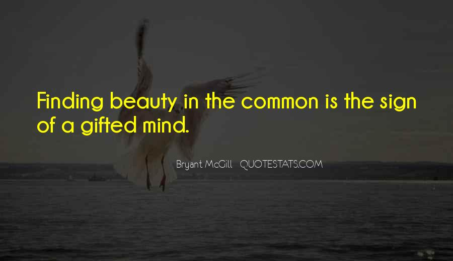 Quotes About Finding Beauty In Yourself #167792