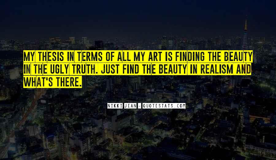 Quotes About Finding Beauty In Yourself #611318