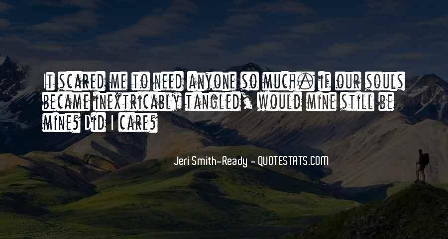 I Am Not Scared Of Anyone Quotes #726330