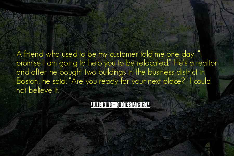 I Am Not Who I Used To Be Quotes #1657845