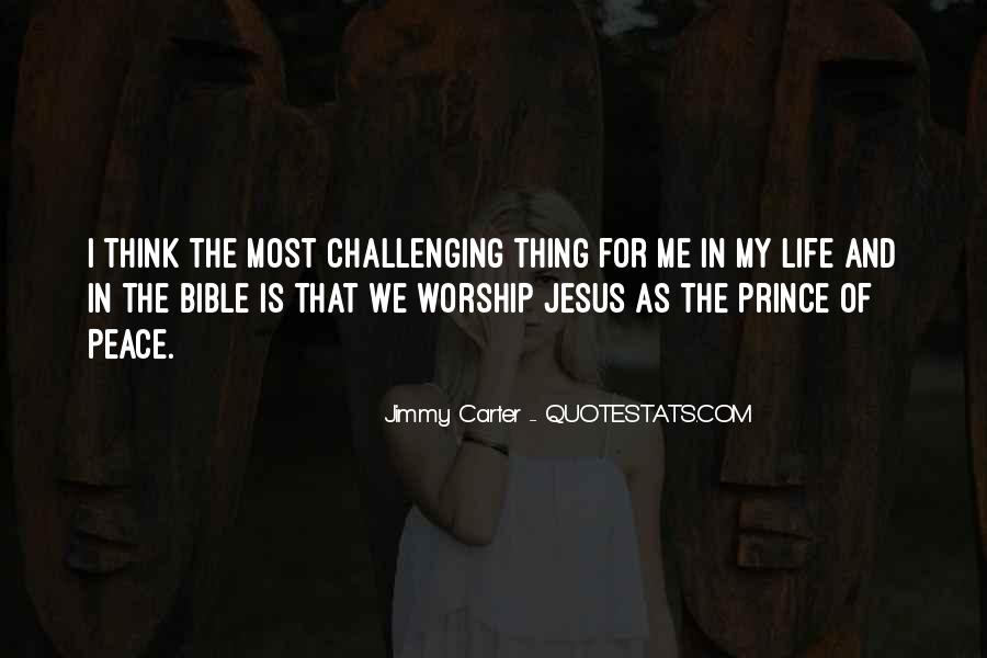 I Am Nothing Without Jesus Quotes #1405