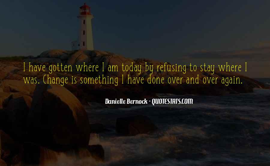I Am Over Quotes #11822