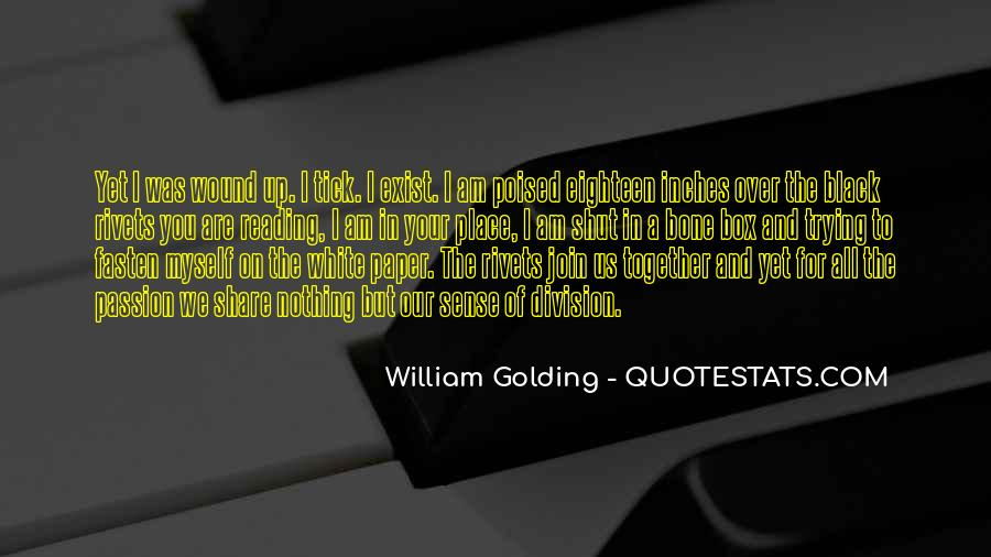 I Am Over Quotes #193350