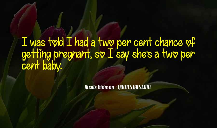 I Am Pregnant Funny Quotes #1427571