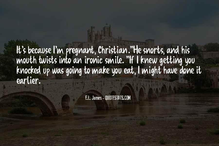 I Am Pregnant Funny Quotes #153644