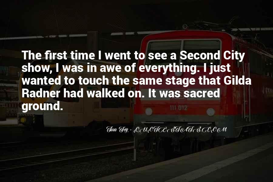 I Am Second To None Quotes #6634