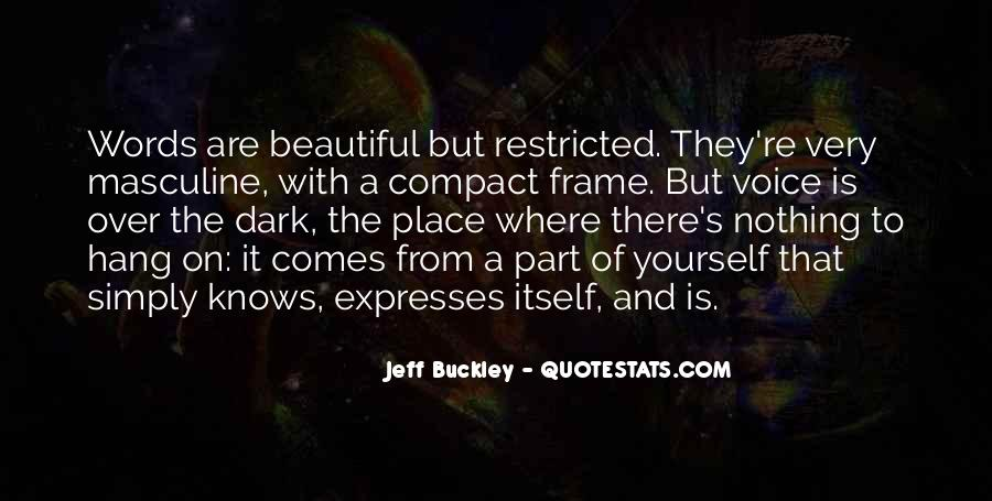 I Am Simply Beautiful Quotes #111791