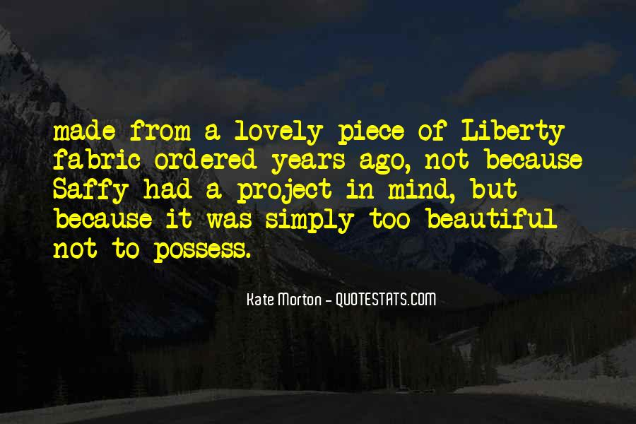 I Am Simply Beautiful Quotes #69536