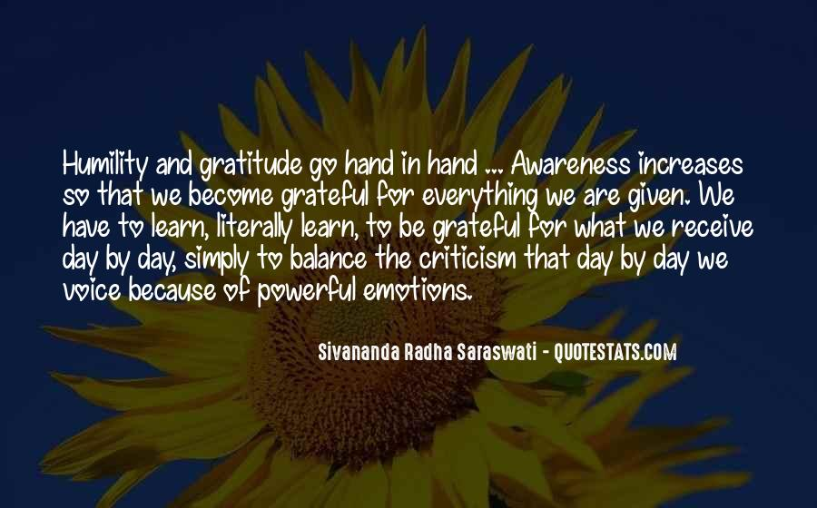 I Am So Grateful For Everything I Have Quotes #140366