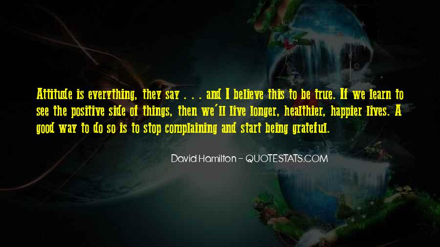 I Am So Grateful For Everything I Have Quotes #55097