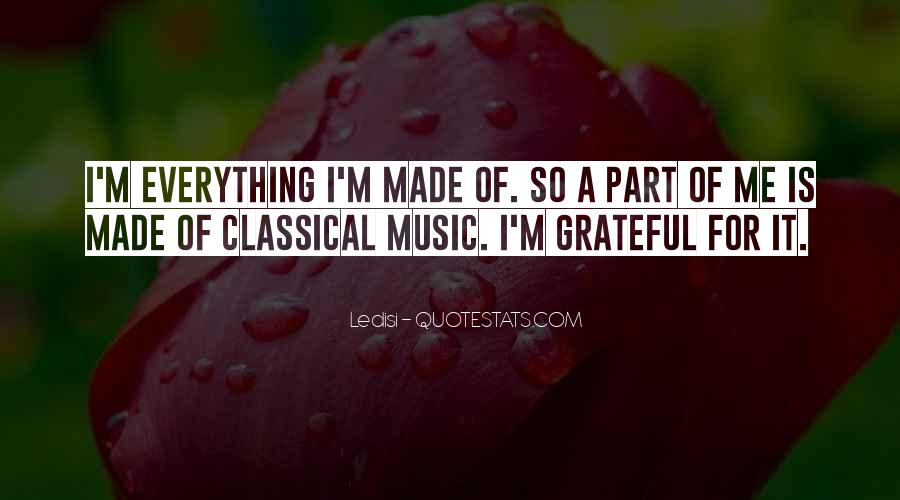 I Am So Grateful For Everything I Have Quotes #62430